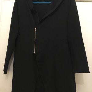 Long Hooded Jacket