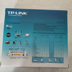 TP Link router καινούργιο