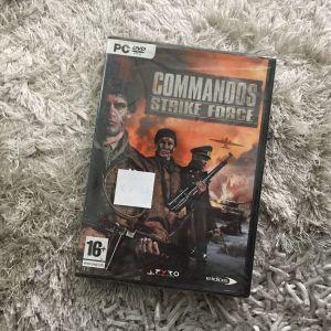 Commandos: Strike Force PC Game
