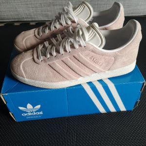 Παπούτσια Adidas Gazelle ροζ νούμερο 39+1/3