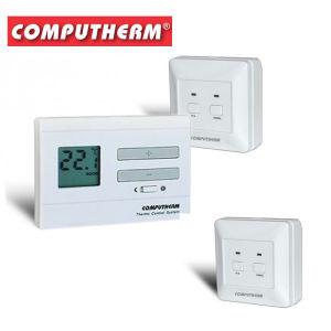 Ασύρματος Ψηφιακός θερμοστάτης χώρου Q3RF