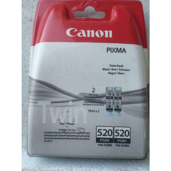 Canon PGI-520BKTP Black Twin Pack