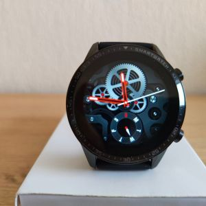 Smartwatch καινούργιo με δυνατότητα συνομιλία και custom watchfaces