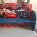 Σετ παιδικού δωματίου για αγόρια με θέμα το αυτοκίνητο!