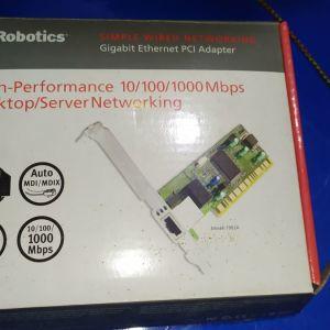 Πωλείται Κάρτα Δικτύου USRobotics