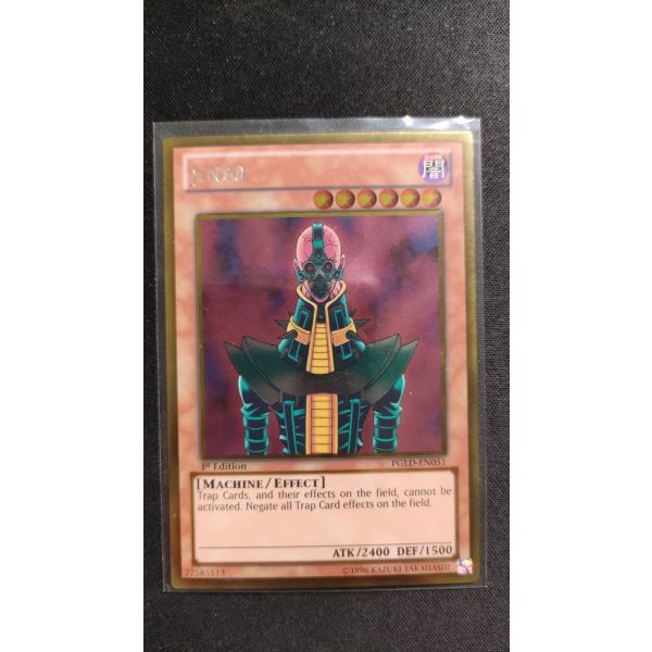 Jinzo Gold Rare