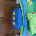 Ρηλάξ - κούνια μωρού με δόνηση και μουσική