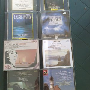 40 cd κλασικη μουσικη