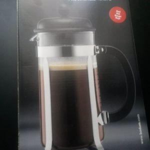 Καφετιέρα γαλλικού καφέ (γαλλική πρέσα) Bodum Caffettiera 1918 1.0l/8cups αχρησιμοποίητη