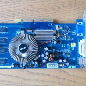 Κάρτα γραφικών Asus N6600/TD
