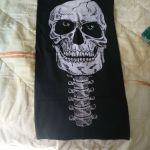 Λαιμοδετης Μηχανης Σκελετος Κρανιο