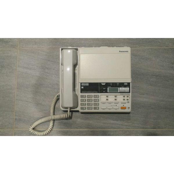 Panasonic vintage 1980 tilefono me tilefoniti