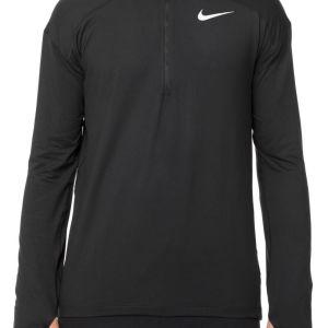 Μπλούζα για τρέξιμο Nike Dri-Fit ELEMENT Running μαύρη μέγεθος XL
