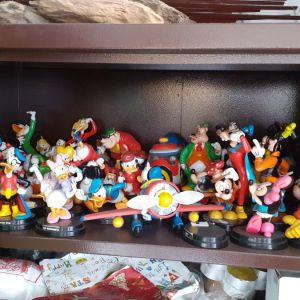 DeAgostini, Φιγούρες Disney - Όλη η σειρά