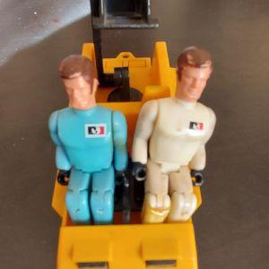 Matchbox Lesney mobile action command rescue center 1975 MAC