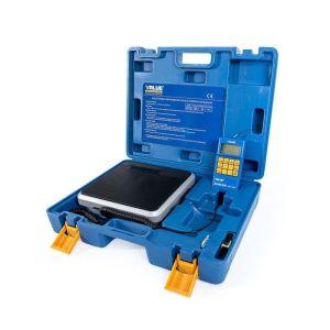 Ηλεκτρονική ζυγαριά για πλήρωση φρέον VES 100A