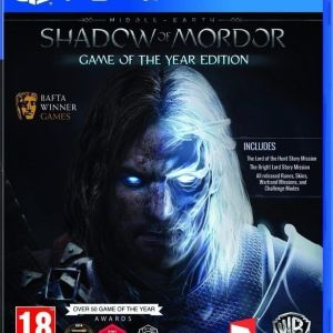 Middle-earth: Shadow of Mordor Game of the Year Edition για PS4 PS5