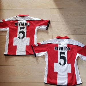 Rivaldo 2  παιδικές φανέλες Ολυμπιακού