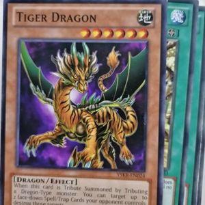 Tiger Dragon - YuGiOh