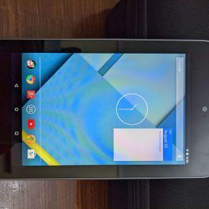 """Asus Google Nexus 7 - Tablet 7"""" 16GB"""