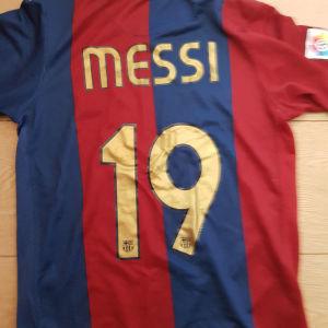 Messi No19  αυθεντική παιδική φανελα