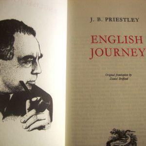 J B.PRIESLEY.  ENGLISH JOURNEY