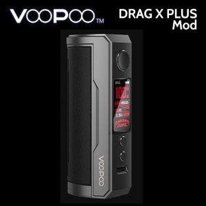 Voopoo drag x plus 100watt