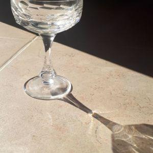 15 κρυστάλλινα ποτήρια σαμπάνιας