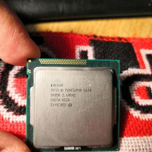 INTEL PENTIUM G620 2.6GHZ 3M LGA 1155