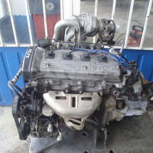 κινητήρας Toyota Corolla 1400cc 1995-1997