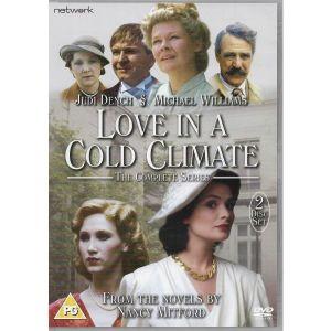 2 DVD SET  / LOVE IN A COLD CLIMATE / THE COMPLETE SERIES / ΧΩΡΙΣ ΥΠΟΤΙΤΛΟΥΣ