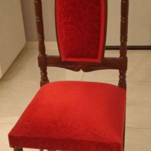 Καρέκλες τραπεζαρίας ξυλογλυπτες
