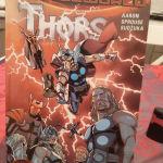 Πωλούνται 5 Graphic Novels της σειράς Marvel : Secret Wars