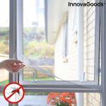 Συγκολλητική Κουνουπιέρα την Οποία Μπορείτε να Κόψετε για το Παράθυρο White InnovaGoods