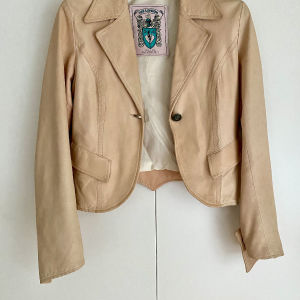 YES LONDON Leather jacket in excellent condition
