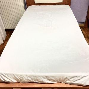 Κρεβάτι μονό και στρώμα