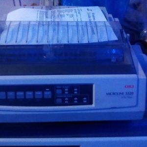 εκτυπωτές dot matrix ακίδων