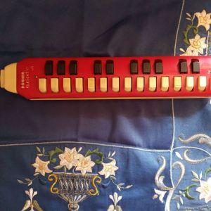 Vintage melodica HOHNER