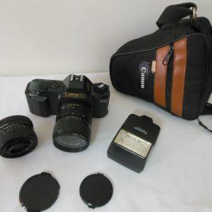 Συλλεκτική,, φωτογραφικη μηχανη,,  canon T50,, μοντελο του 1984,,