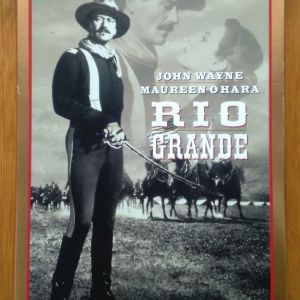 Rio Grande dvd