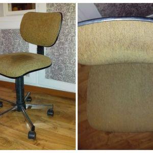 καρέκλα γραφείου, που ρυθμίζεται και για το παιδί..