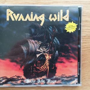 RUNNING WILD - Under Jolly Roger (CD Reissue)