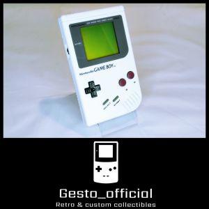 Game boy classic DMG (White) Gesto_official