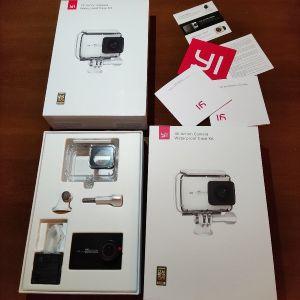YI 4K Action camera Waterproof Case Kit