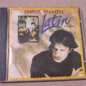 CD Γιωργος Νταλαρας - Latin