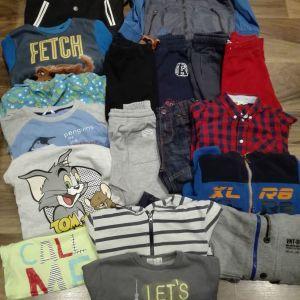 Θα πουλήσω ρούχα για αγόρι 116cm ( 5-6 χρόνων) !!!!!