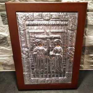 Θρησκευτική εικόνα Αγ. Κωνσταντίνου & Ελένης