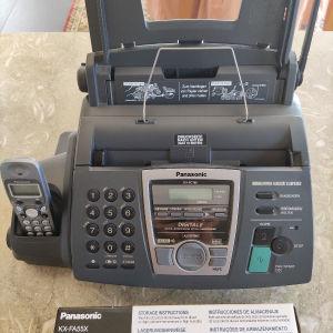Τηλέφωνο , fax Panasonic KX-FC 195