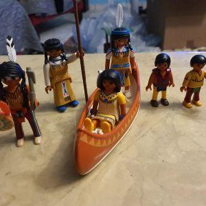 Ινδιάνοι Playmobil