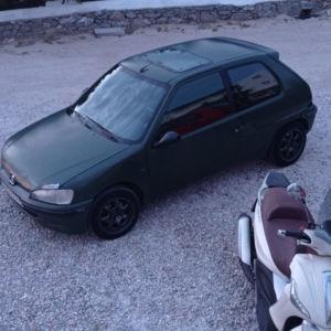 Peugeot 106 1600 8v